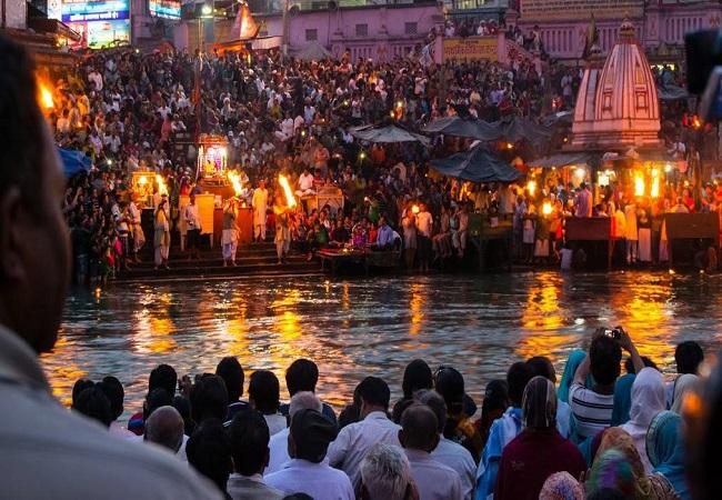 Agra Jaipur Haridwar Tour Package